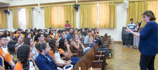 Estudantes do Piedade no Prêmio Jovem Cientista