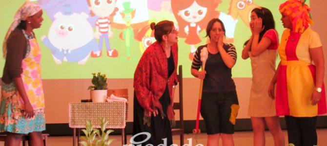 Professores dão vida ao Sítio do Picapau Amarelo