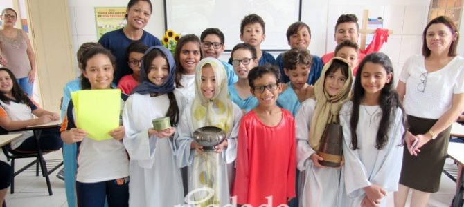 Artes cênicas ampliam a celebração da Páscoa