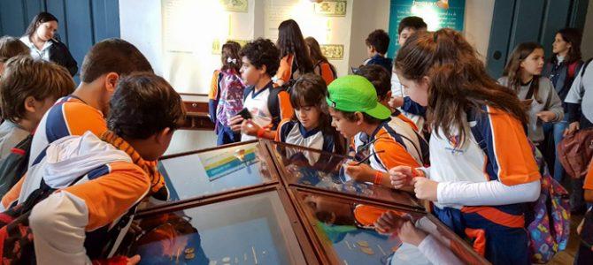 Estudantes do Piedade vão a Ouro Preto para estudar a cidade de perto