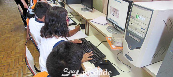 Colégio Piedade utiliza redes sociais em projeto de incentivo à escrita.
