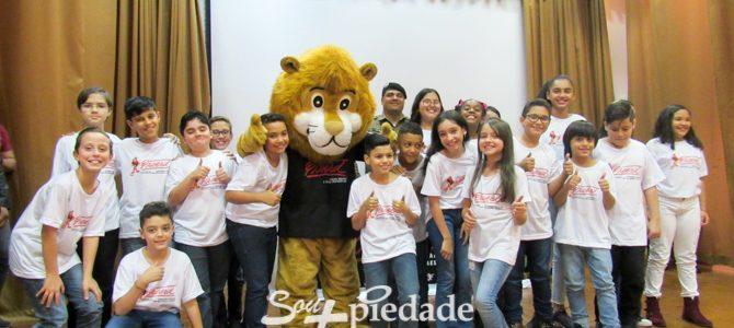 Piedade celebra formatura dos estudantes no PROERD