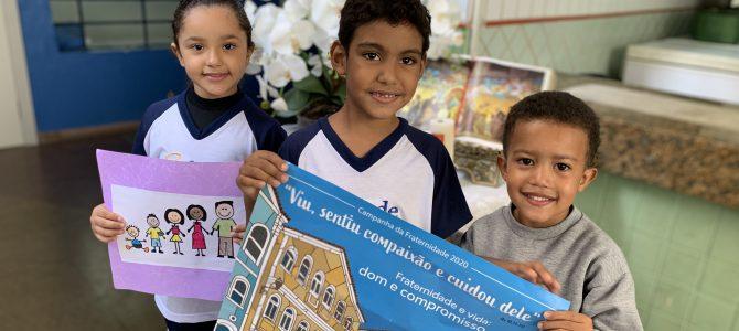 A GENTE AMA  fazer o bem! Piedade faz lançamento da Campanha da Fraternidade aliada ao Projeto Pão da Vida