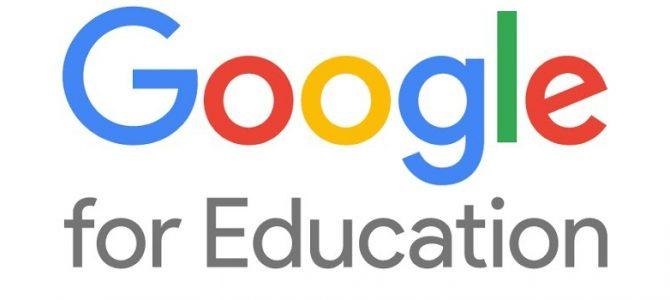 Piedade & Google for Education: maximizando o ensino!