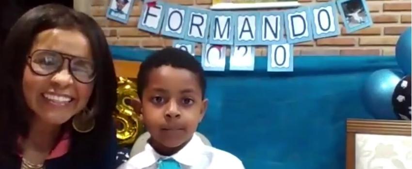 Emoção, alegria e a força da união na formatura do Piedade Kids