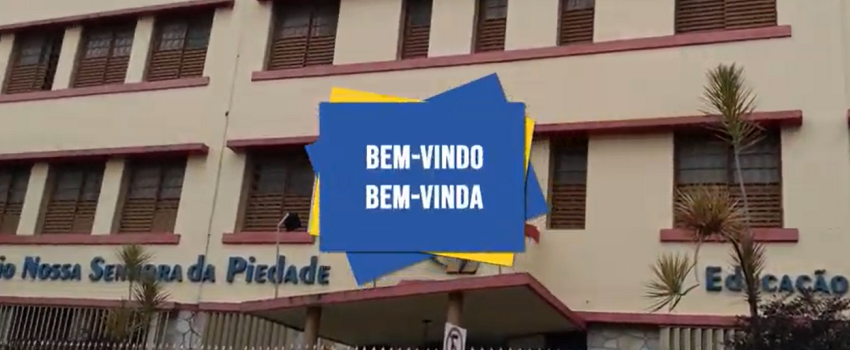 Que tal visitar o Colégio Piedade com este vídeo?