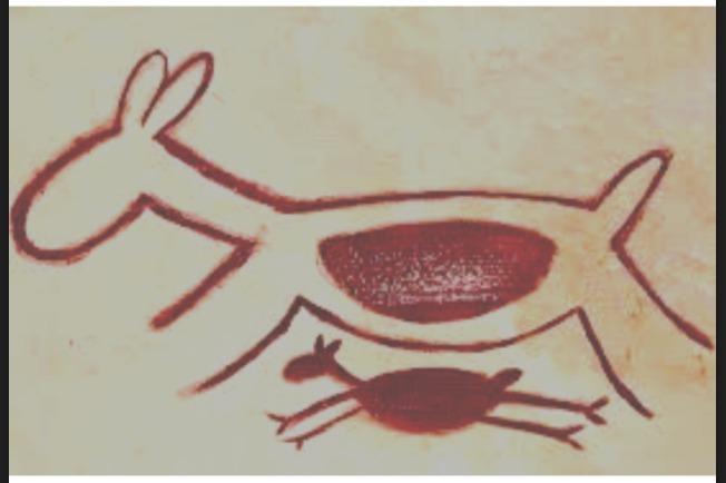 Que tal recriar artes rupestres e ainda elaborar suas próprias tintas naturais?