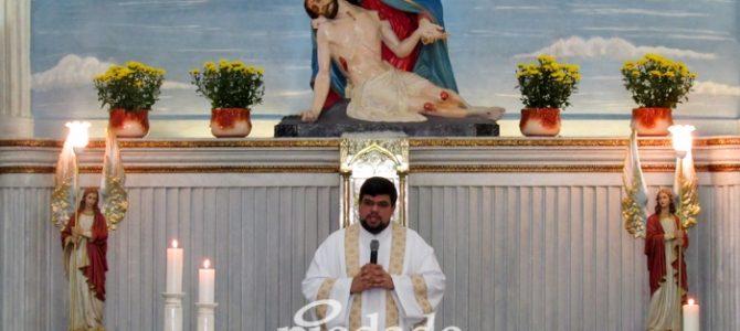 Missa de Páscoa aproxima estudantes do Piedade Max e do Piedade Vest