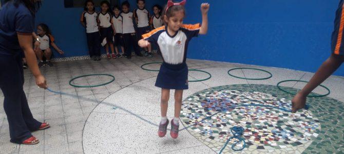 Projeto Pirueta promove diversão e aprendizagem motora na Educação Infantil!