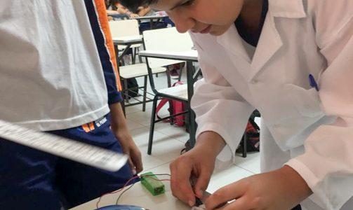 O circuito elétrico, aprender e nunca mais esquecer!