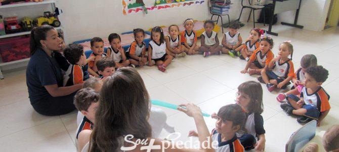 Autocuidado e respeito também se aprendem na escola!