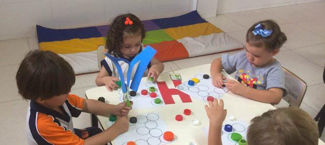 Uma atividade, múltiplas aprendizagens!
