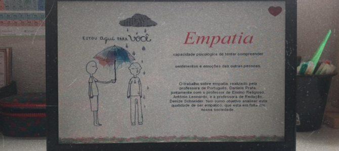 Empatia: uma atitude transformadora
