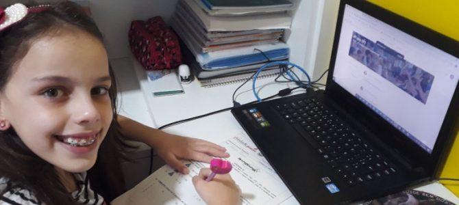 Estudante do Piedade protagoniza vídeo a partir das lições de Educação Financeira