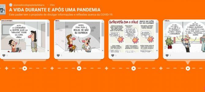 Como a pandemia afeta você?