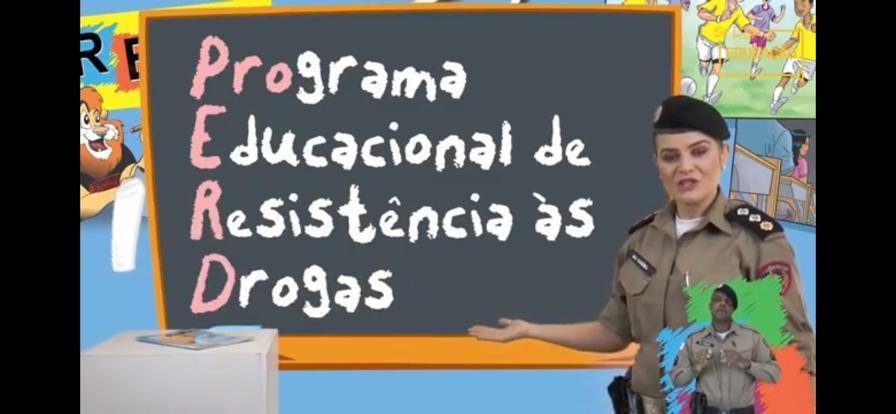Colégio Piedade inicia mais uma edição do Programa Educacional de Resistência às Drogas e à Violência.