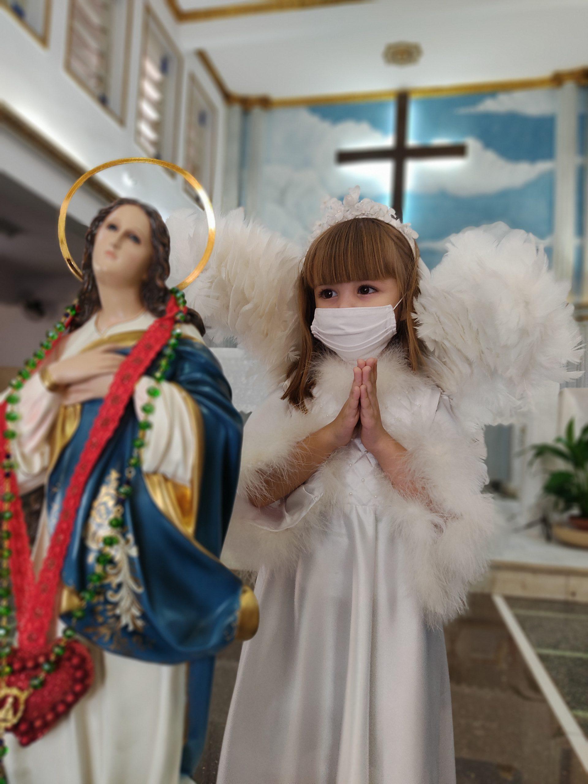 Emoção, fé e união em homenagem a Nossa Senhora