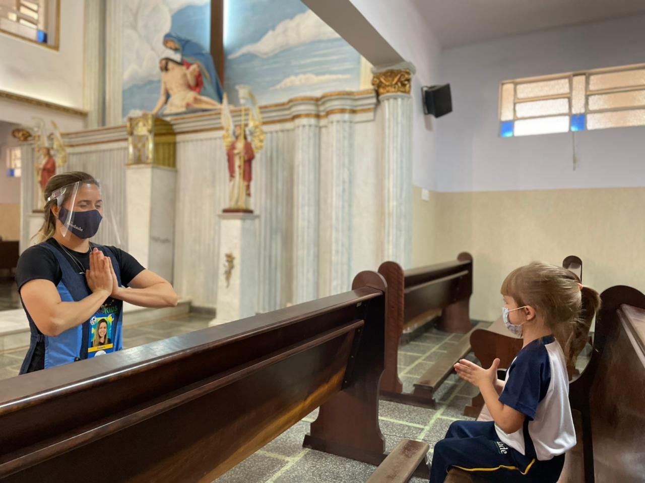 A importância do sagrado reforçando a educação socioemocional