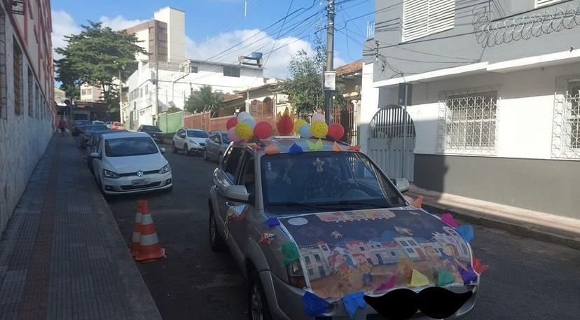 Premiado o carro mais criativo do Drive-Thru Junino Solidário!