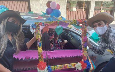 Drive-Thru Junino Solidário: sucesso absoluto!