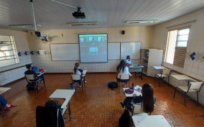 Estudantes do Piedade Vest desenvolvem competências sócio emocionais em bate-papo!