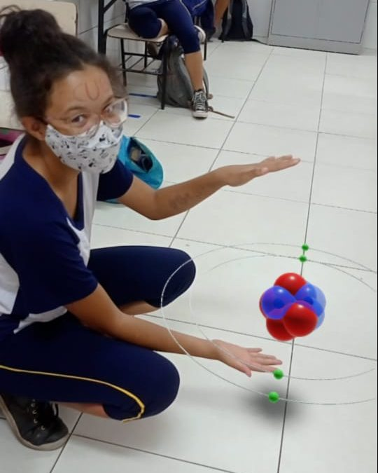 Uma aliada digital para as aulas de Química!